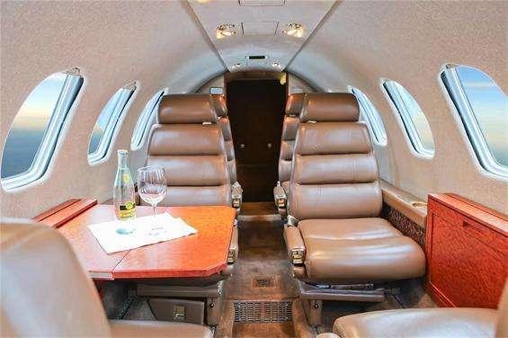 Charter Citation SII Private Jet