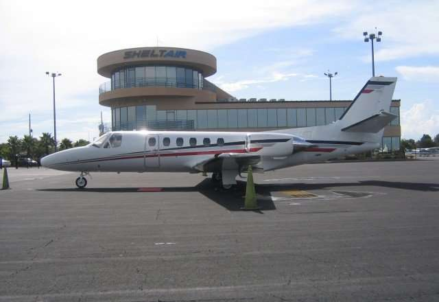 Charter a Citation Ultra Private Jet