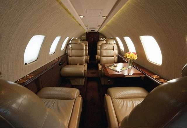 Charter Citation V Private Jet