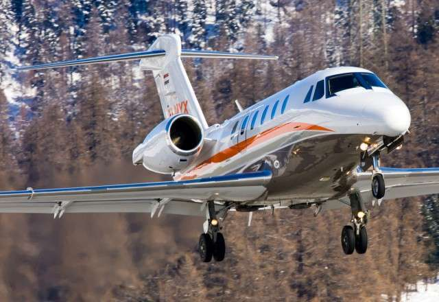 Jet Charters Citation VI