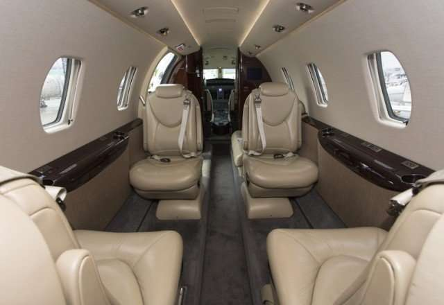 Charter Flights Citation XLS
