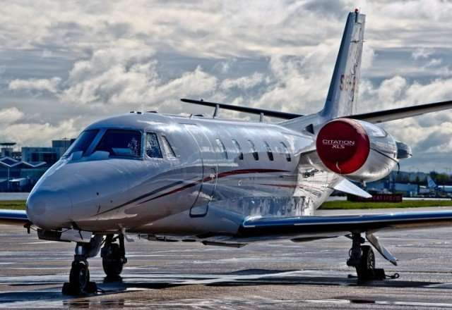 Book Citation XLS Private Jet Charter
