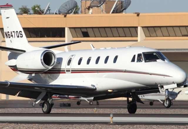 Citation XLS Private Jet Charter