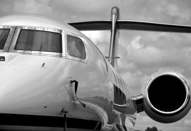 Gulfstream G650 charter jet