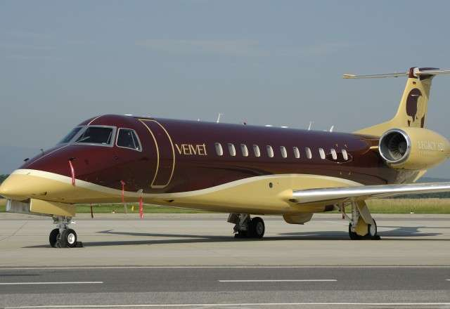 Legacy 600 Private Jet Charter