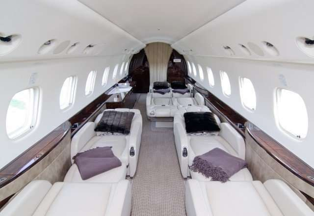 Embraer Legacy Jet Charters