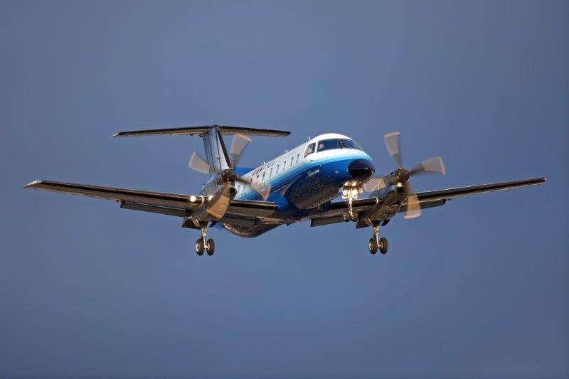 Embraer Brasillia Exterior 2