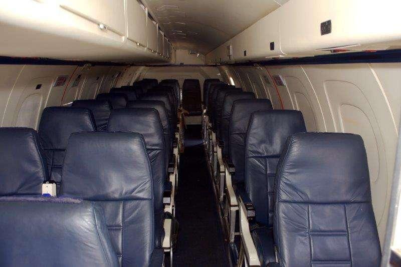 Embraer Brasillia Interior 1