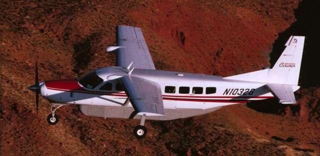 Exterior Cessna Caravan