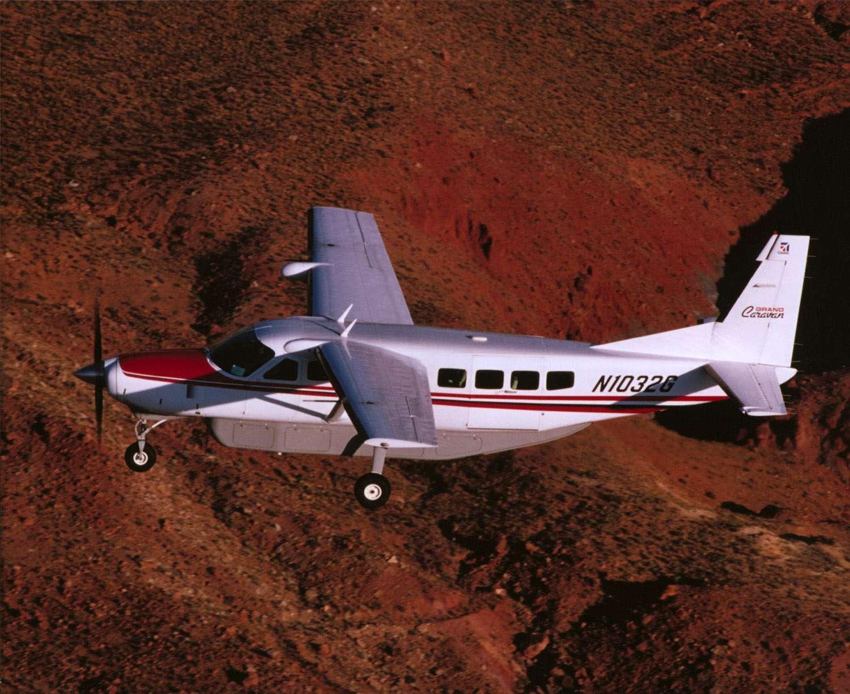 Charter Cessna Caravan