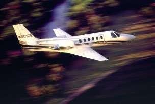 Book Citation Bravo Private jet Charter