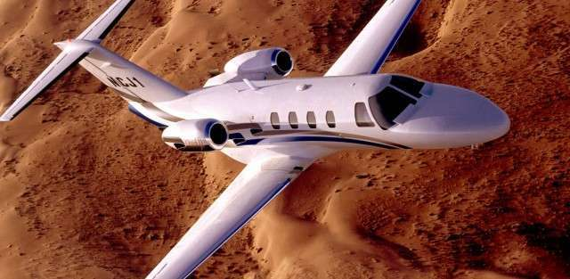 Exterior Citation CJ1