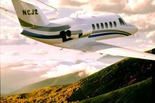 Citation CJ2 Charter Flight