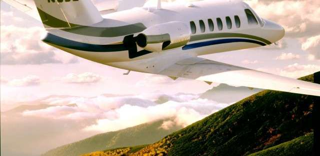 Citation CJ2 Charter Flight