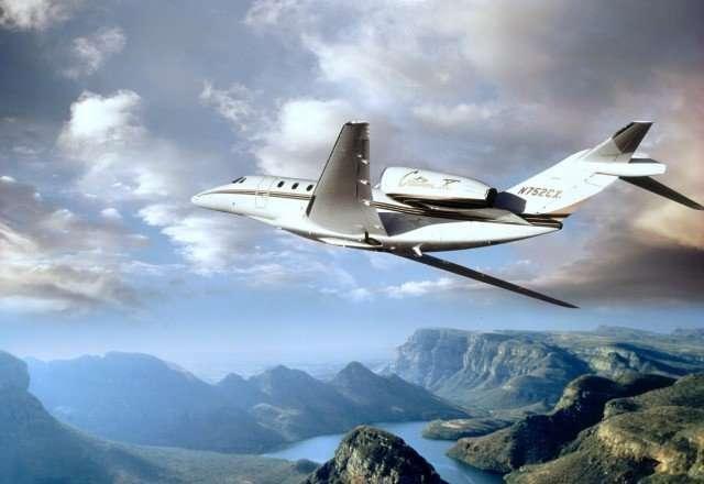 Citation X Jet Charter
