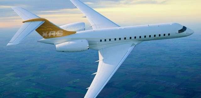 Charter Global Express Flights