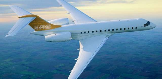 Charter Global Express Private Jet Charter Flights