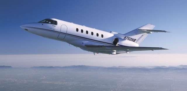 Hawker 750 Private Jet Charter