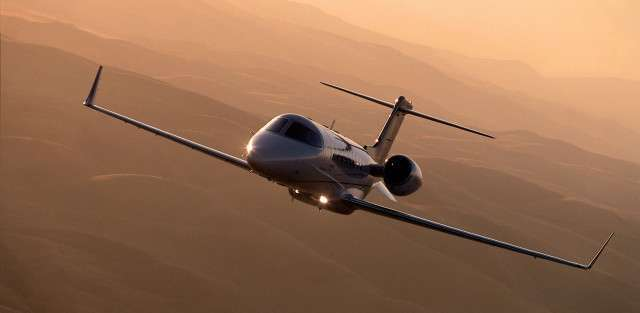 Lear 45 Jet Charter flight