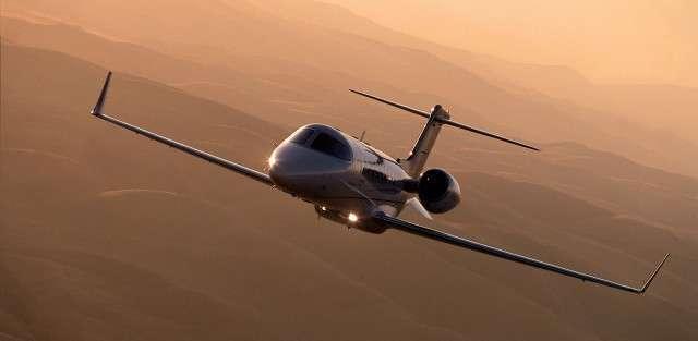 Lear 75 jet charter