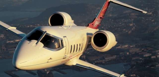 Lear 60 Private Jet Charter