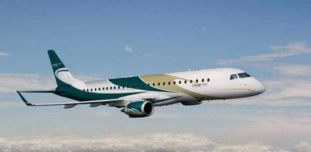 Ember Lineage 1000 Private Jet Charter