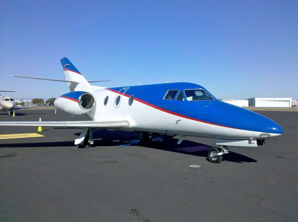 Private Jet, The Wealthy Males'S Toy