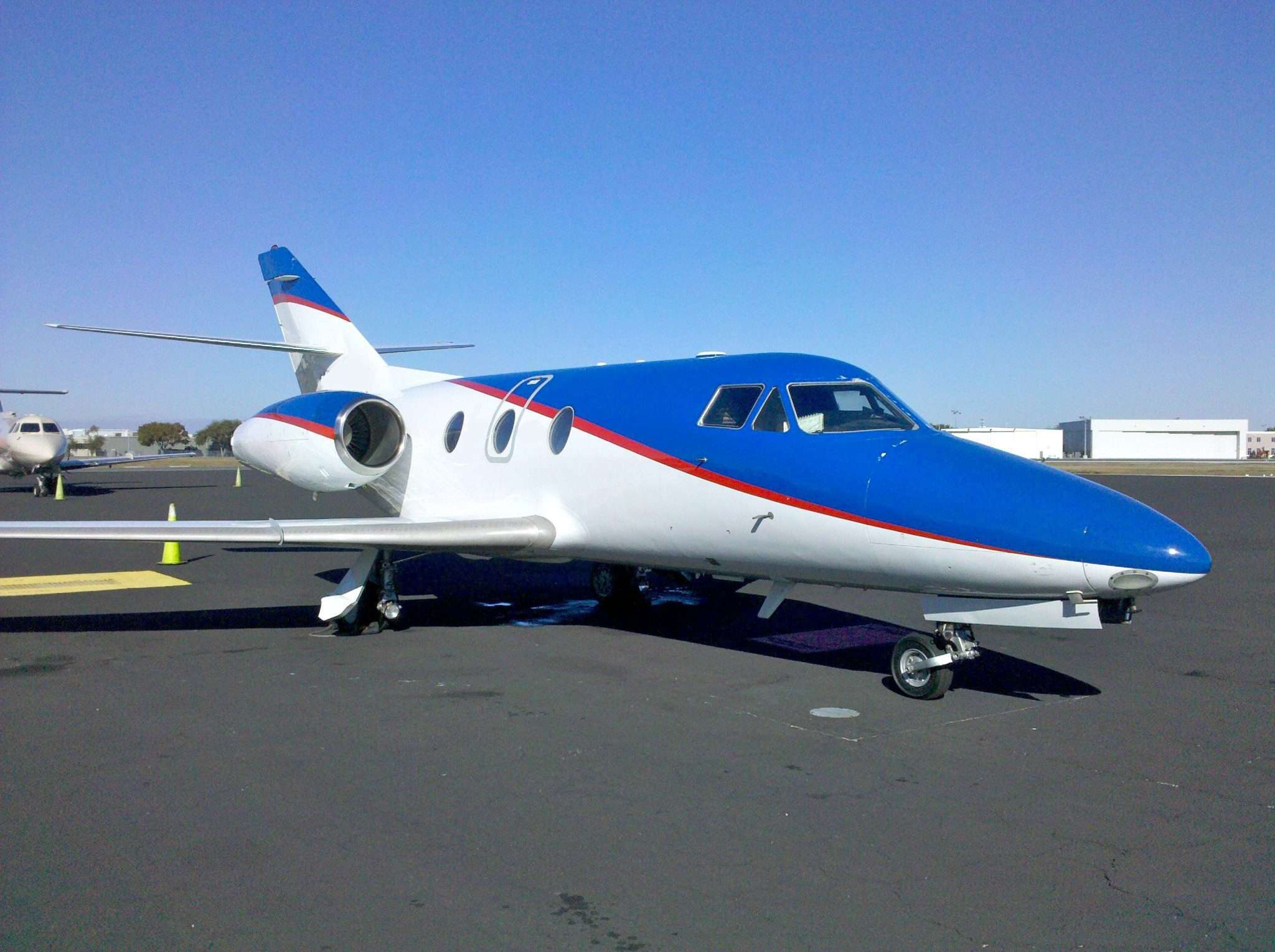 Falcon 10 Charter Flights  Stratos Jet Charters