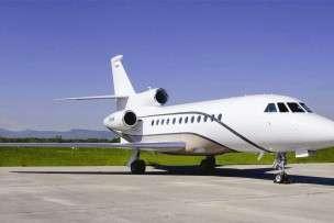 Charter Falcon 900 Private Jet Charter