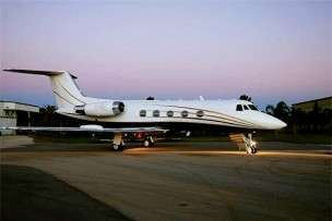 Charter Gulfstream GII Private Jet