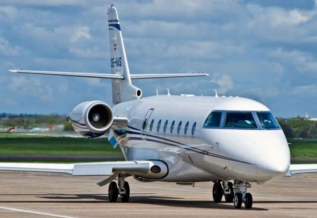 Gulfstream G200 Private Jet Charter  Stratos Jet Charters