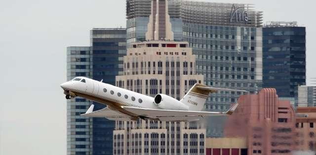 Gulfstream G350 for Charter