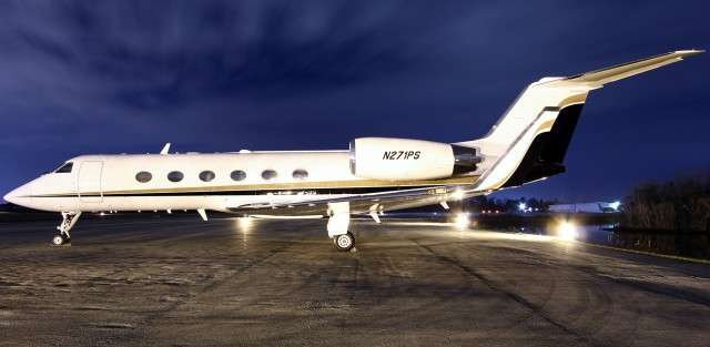 Private Jet Charter GiV