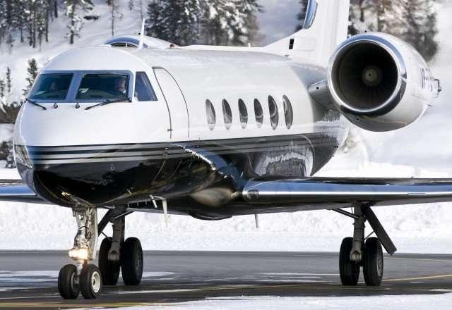 Gulfstream IV charter flights
