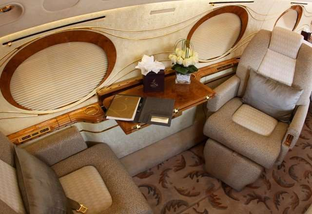 Book a Gulfstream GIVSP Private Jet Charter