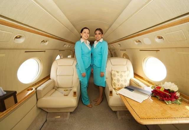 GIV Private Jet Charter