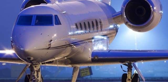 Gulfstream-V-Exterior