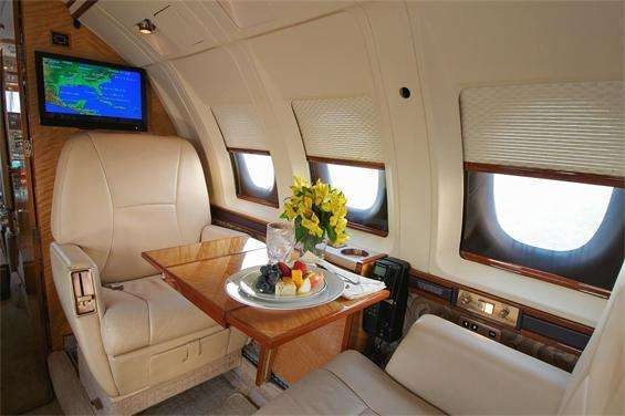 Luxury Charter Hawker 800