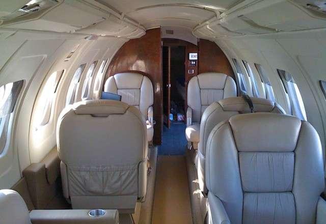 Jetstream 32 Interior