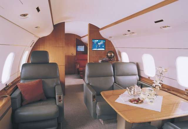Global Express Private Jet