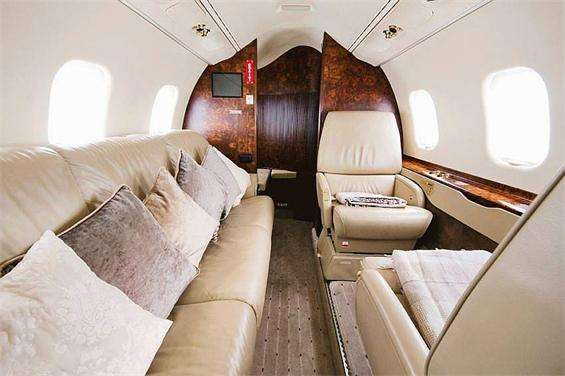 Lear 60 One-way Charters