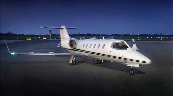 Charter a Lear 31 Private Jet