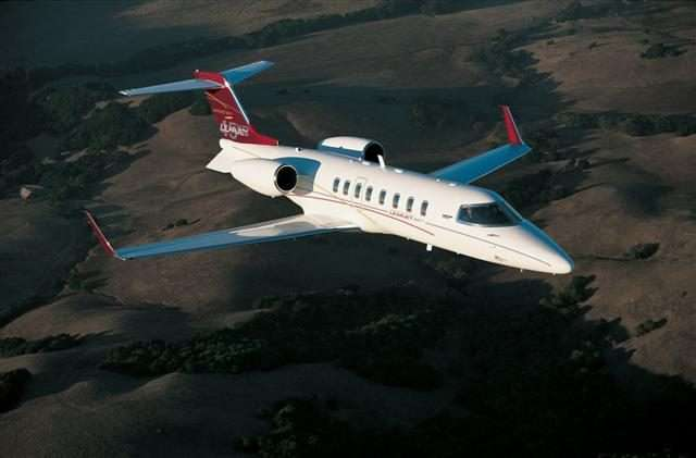 Lear 45 Private Jet Charter