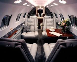 Jet Charter Saberliner