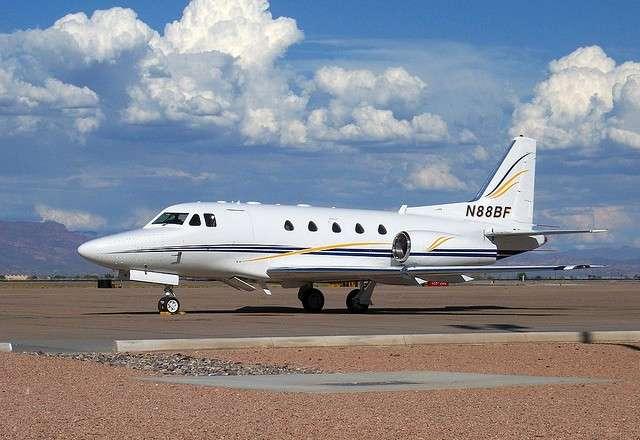 Saberliner Charter Flights