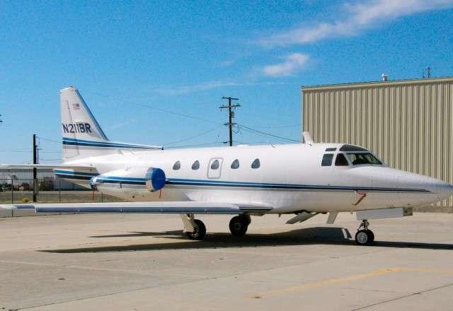 Saberliner 60 Private Jet Charter