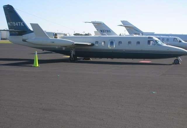 Charter a Westwind