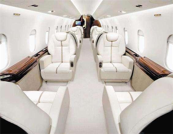 30 passenger Dornier Jet Charter