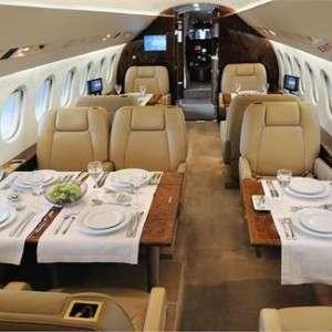 Falcon 2000 Charter