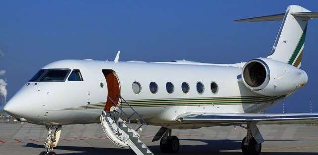 Private Gulfstream G350 Flight